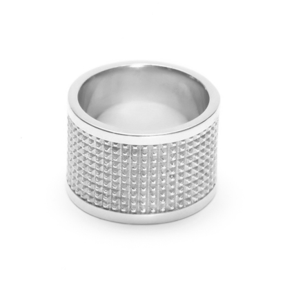 """Connection ring"" de Them Bones Jewelry"