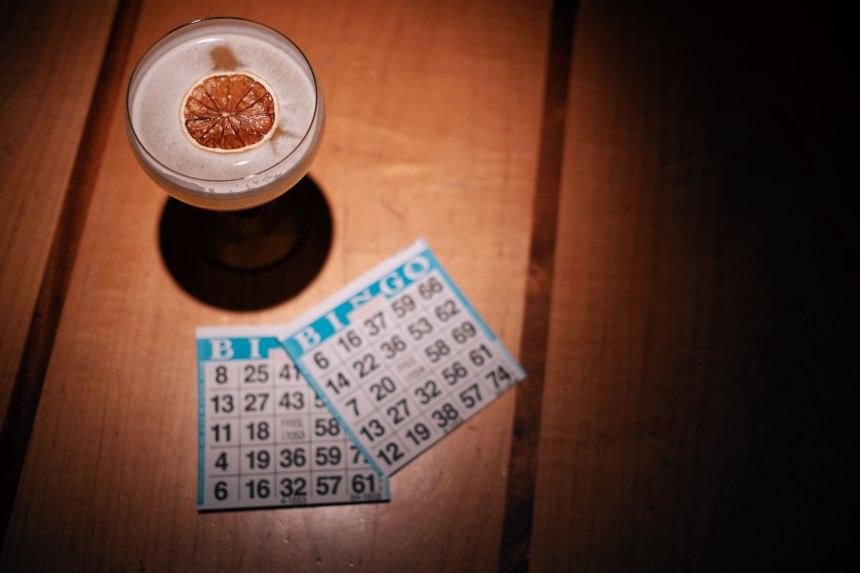 Bingo Brunch, fotografía cortesía de Seagram's NY Hotel
